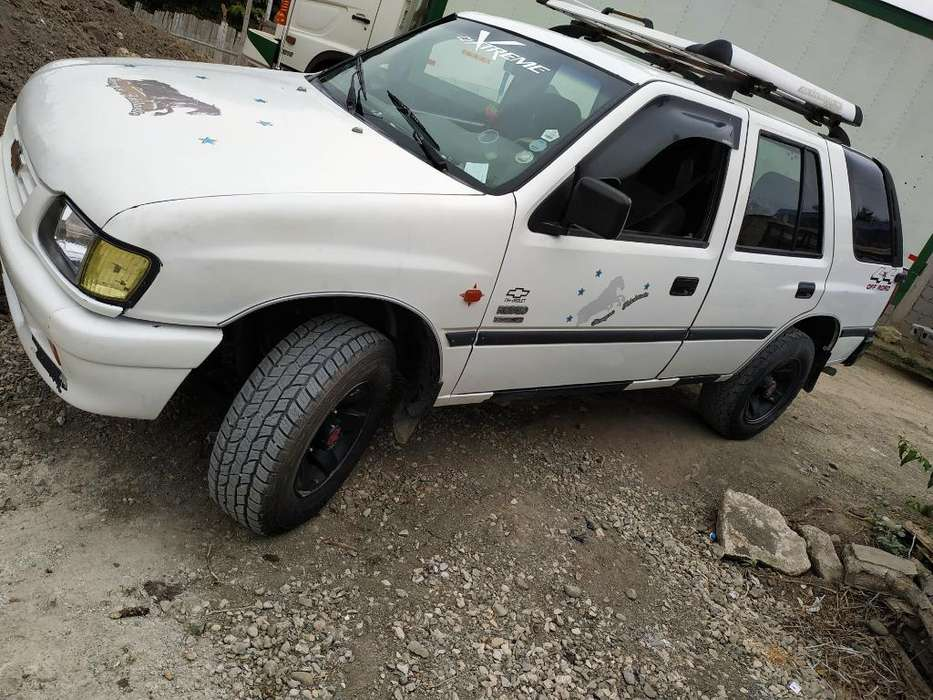 Chevrolet Rodeo 1999 - 0 km