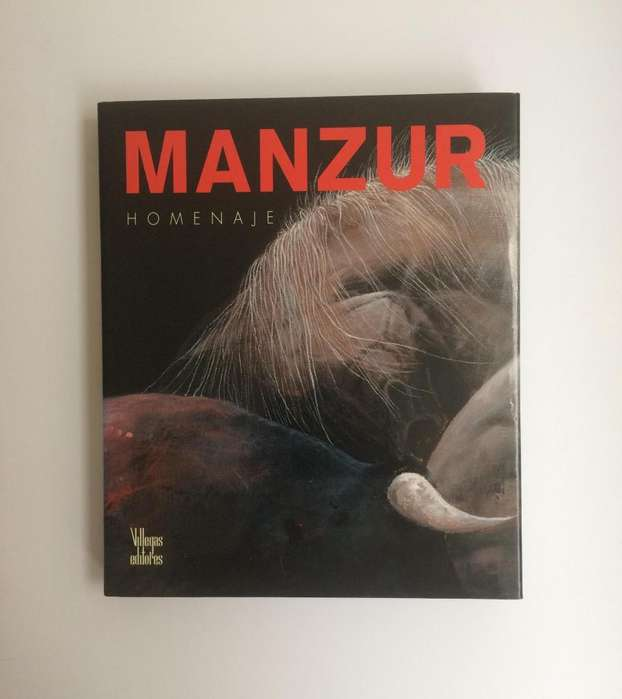 Libro de arte Manzur