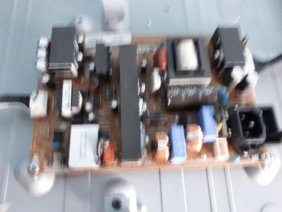 Placa Fuente Smart Tv Samsung