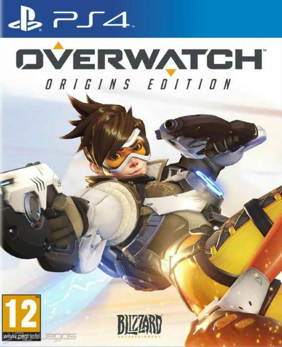 Overwatch para Ps4