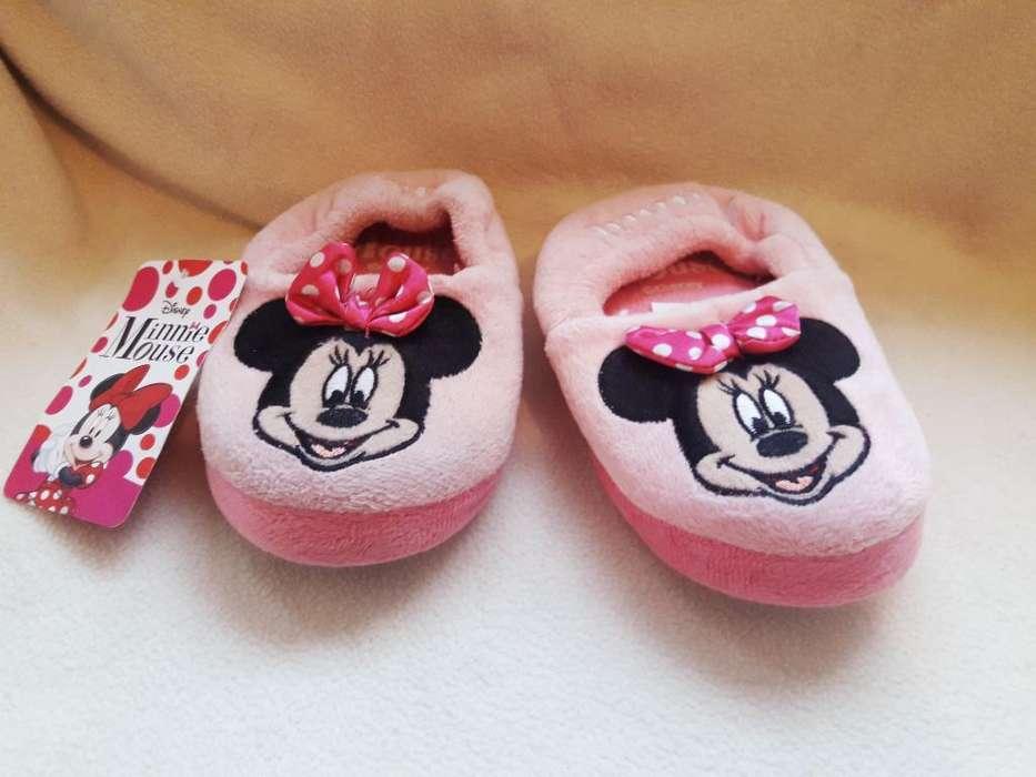 Pantuflas Minnie Mouse