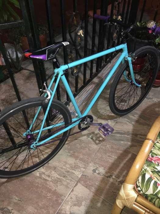 Bicicleta Fixied clasica