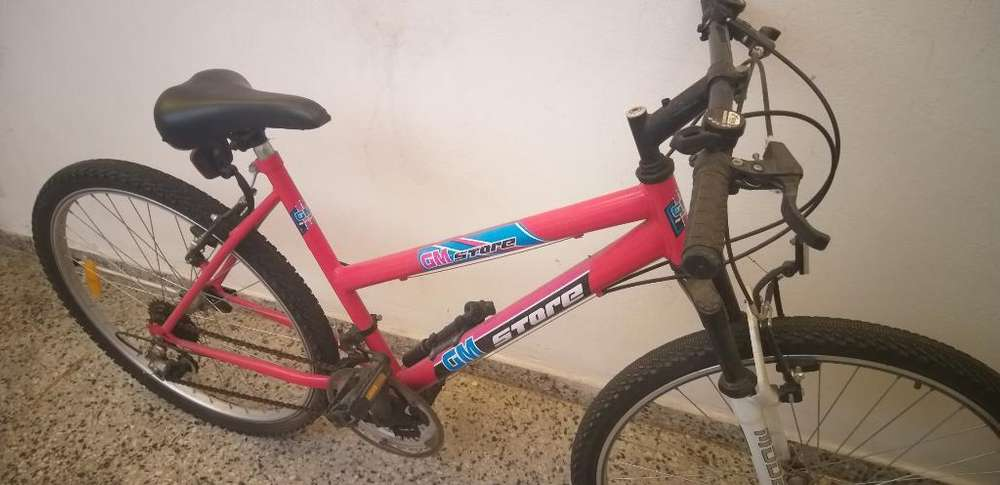 Vendo Bicicleta Mountain Bike de Mujer