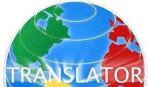 Intérpretes. Inglés. Español, Portugués. / Grand Events.