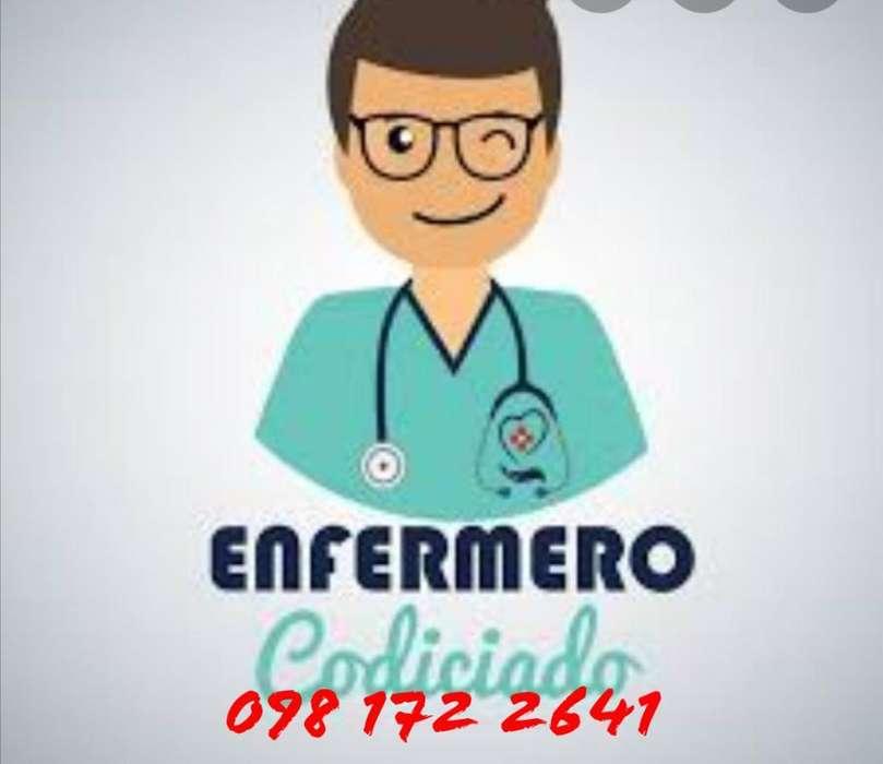 Busco Trabajo Auxiliar de Enfermeria