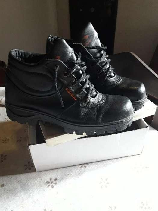 Vendo Zapatos Dr de Seguridad Numero 42