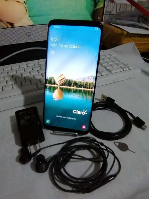Samsung S9 Plus 6 Ram 128gb sin Golpes