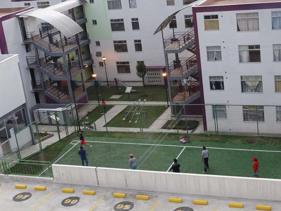 Arriendo departamento totalmente nuevo con garage sector Caupichu (Ciudad Jardin)