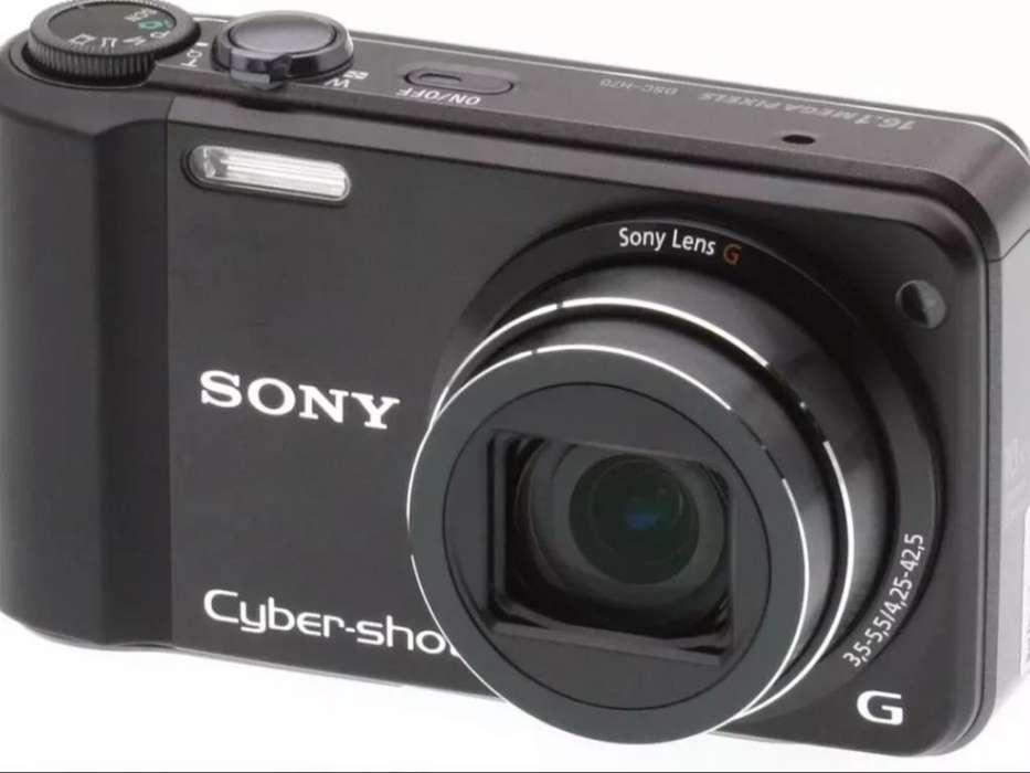 Camara Digital Sony Cyber-shot 16.1mp
