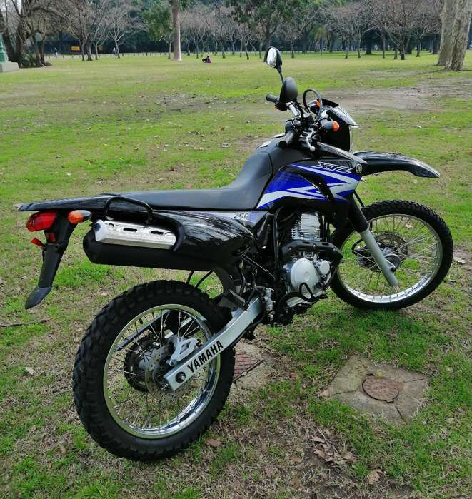 <strong>yamaha</strong> Xtz 250 Impecable Puedo Tomar Men