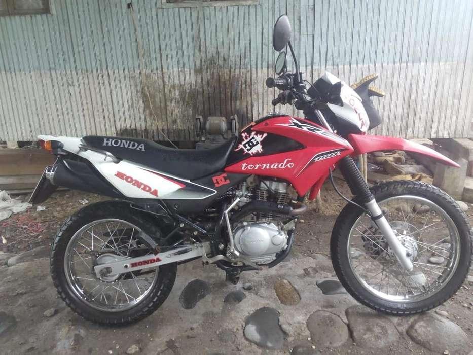 Vendo Moto <strong>honda</strong> Tornado Xr150l
