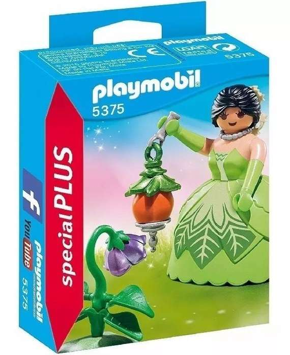 Playmobil Special Plus - Princesa Del Bosque - 5375