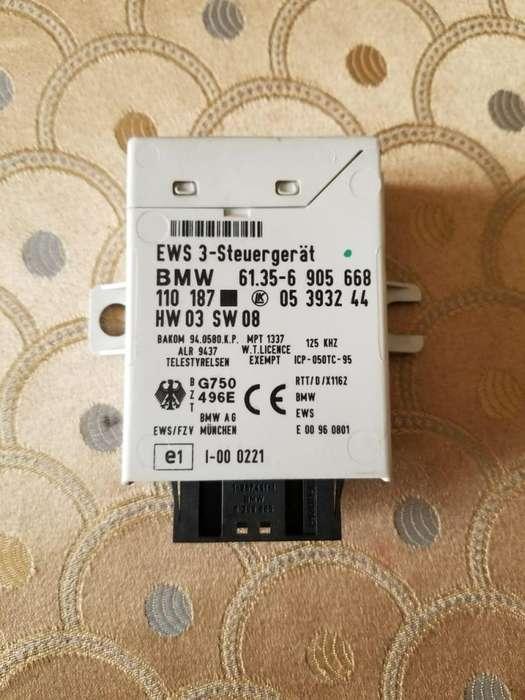 BMW e46 unidad de control SME 3 inmovilizador 61356905669
