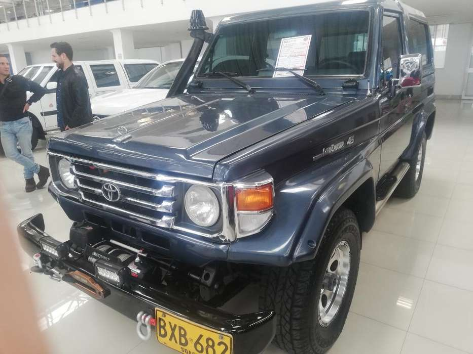 Toyota Land Cruiser 1996 - 248000 km