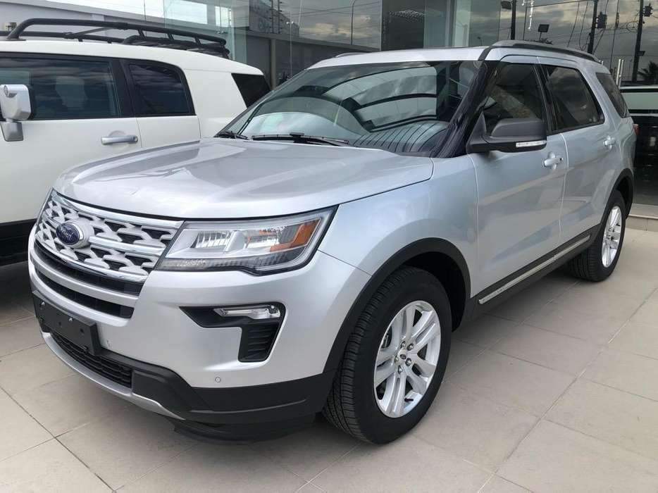 Ford Explorer 2019 - 0 km