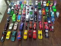 Autos Hot Wheels de Los 90