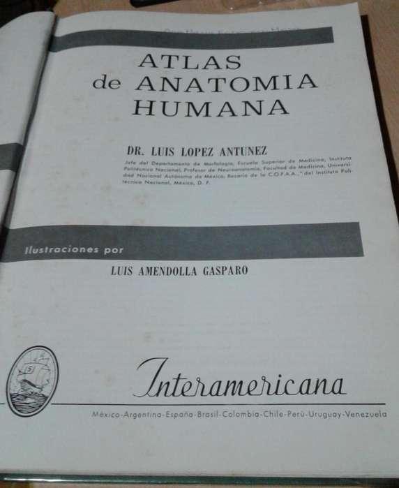 ATLAS DE ANATOMIA DE LOPEZ ANTUNEZ