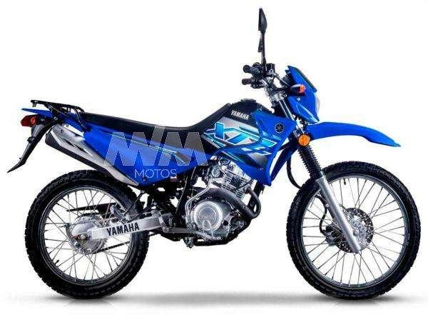 Moto <strong>yamaha</strong> XTZ 125 E 0km Muñoz Marchesi