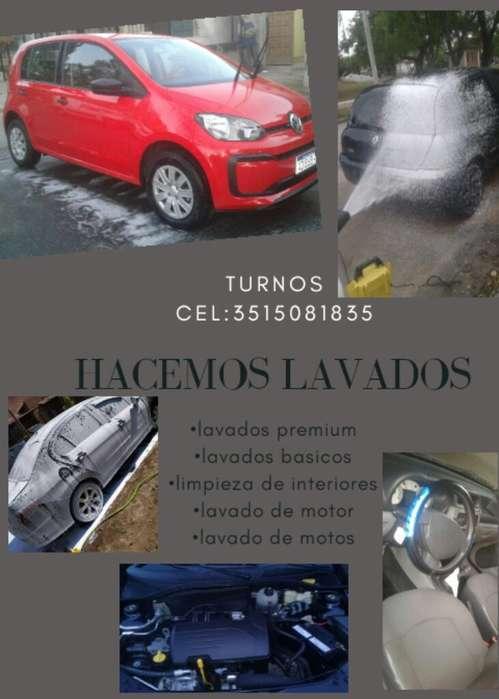 Lavados Premium de Autos
