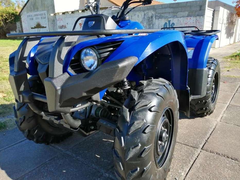 Yamaha Grizzly 450