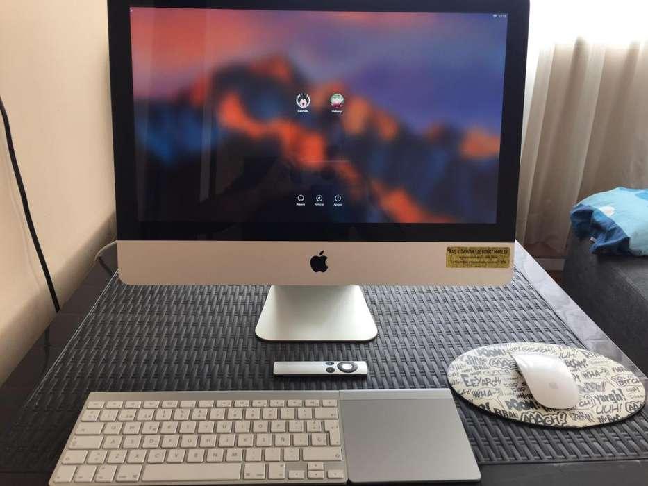 iMac 21.5 pulgadas (Perfecto estado) 1 TB SSD 12 GB RAM trackpad mando a distancia