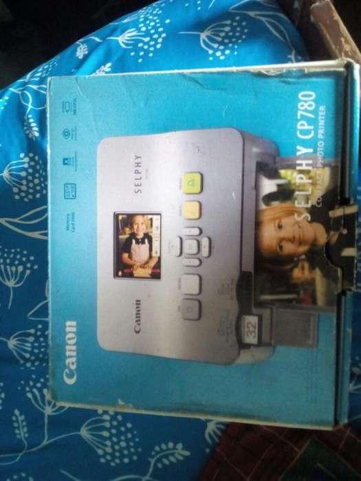 Impresora Selphy Cp 780