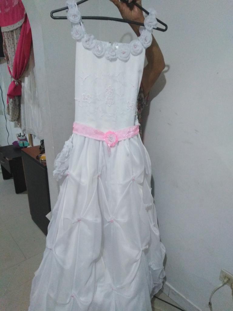 d20427118f83 Vestido Primera Primera Vestido Primera Comunion Comunion Hermoso ...