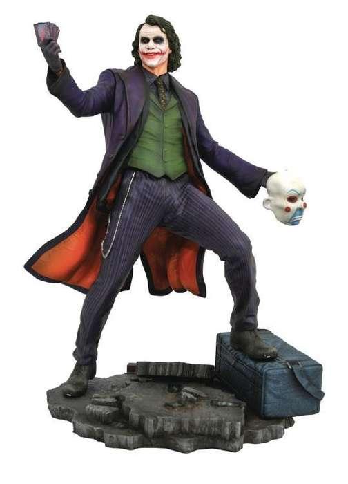 Estatua Dc Gallery The Joker (batman The Dark Knight)