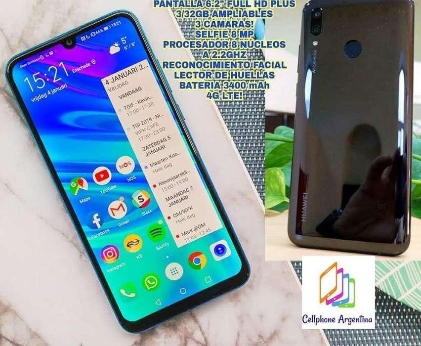 Permuto Huawei P Smart 2019 por S7 Edge