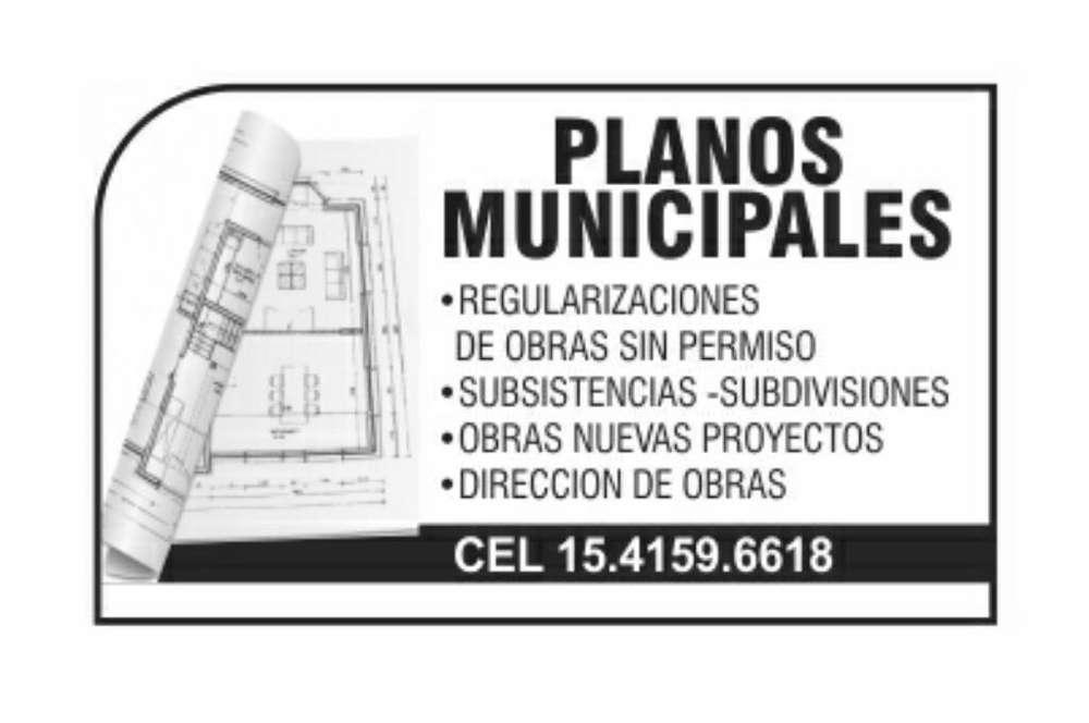 Planos Municipales Del Oeste