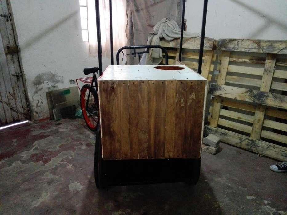 triciclo para ventas