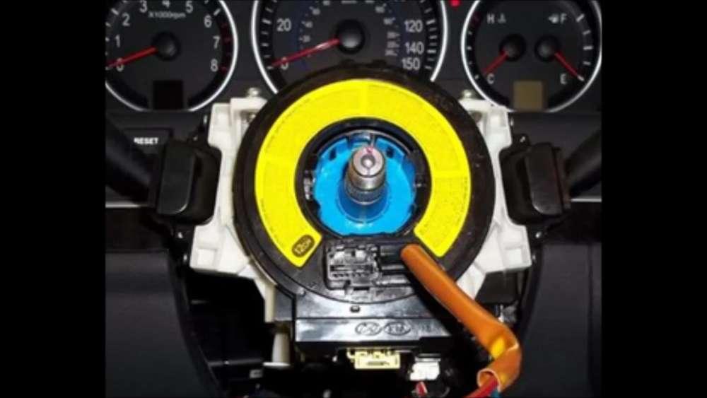 Cinta clock spring Espiral Timón Airbag TODA MARCA 18 Meses Garantía