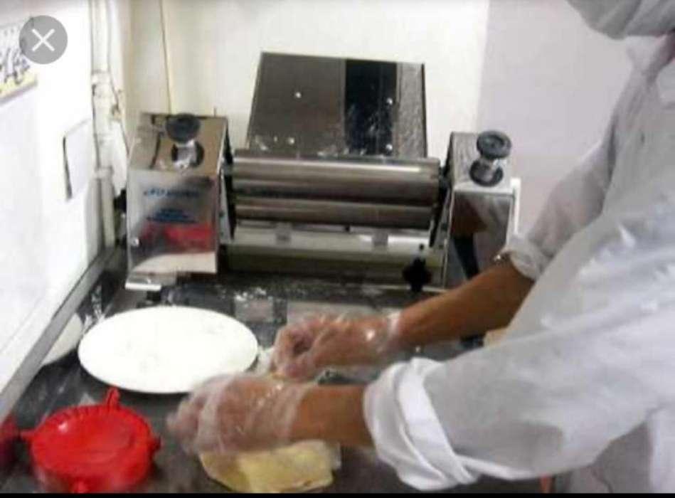 Laminador - Armador Empanadas, Arepas