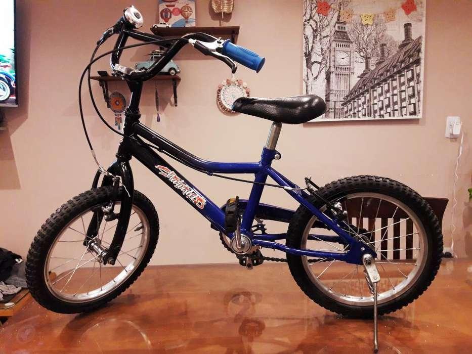 Bicicleta Bmx Rodado 16 Buen Estado. ¡¡¡