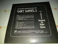 DISCO DE VINILO LP EL SONIDO ESPECTACULAR DE GARY DANIELS
