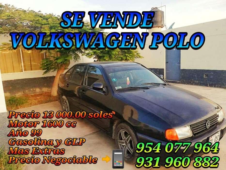 Volkswagen Polo 1999 - 110000 km