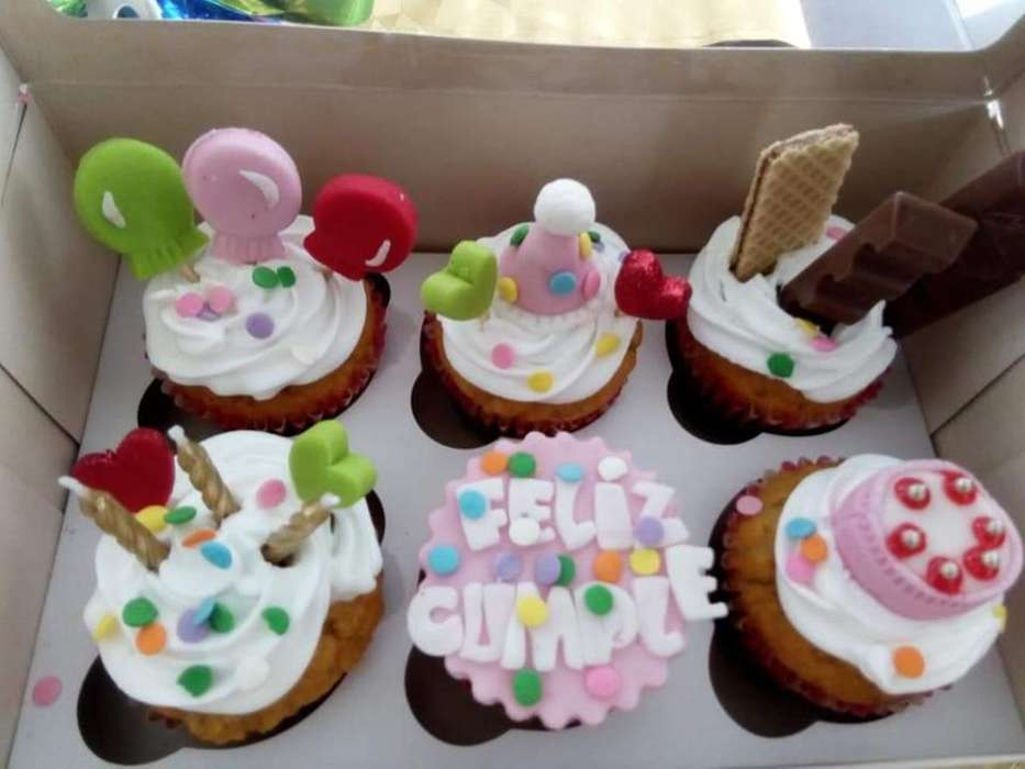 Cupcakes para Eventos Al por Mayor Detal