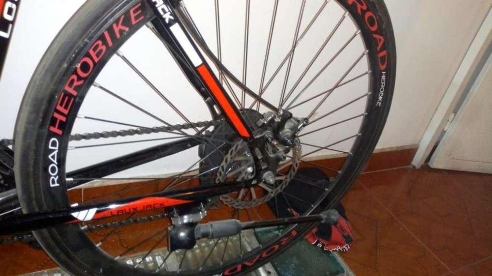 Bicicleta Lauxjack