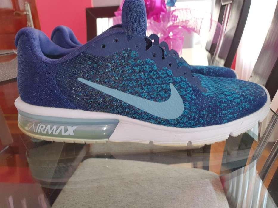 Zapatillas Nike 2 Pares Talla 40