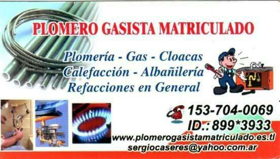 Plomerias Y Gas