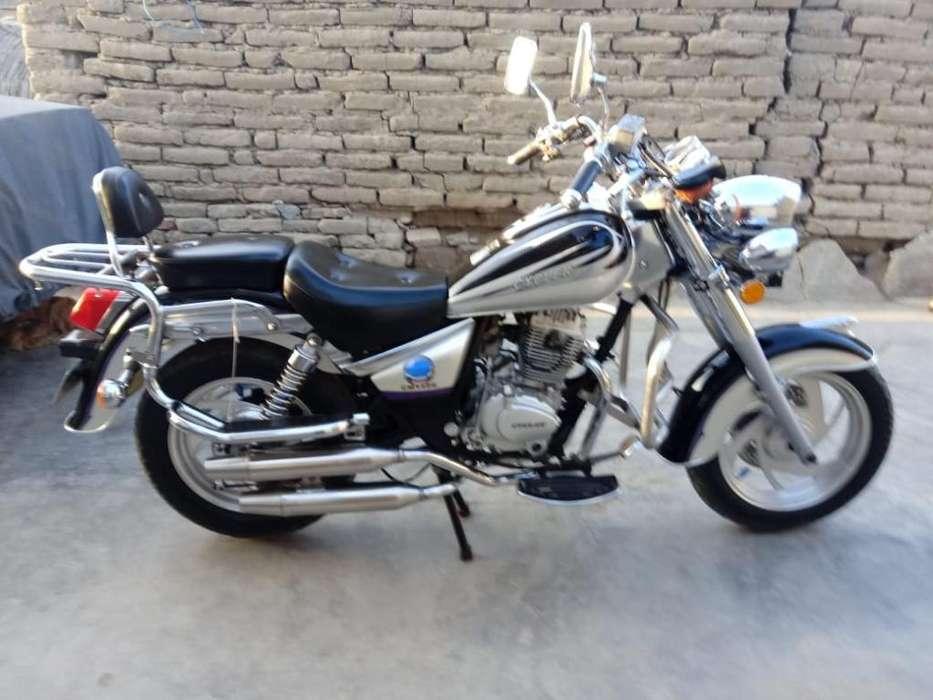 Moto Cycler Cm150e Negociable