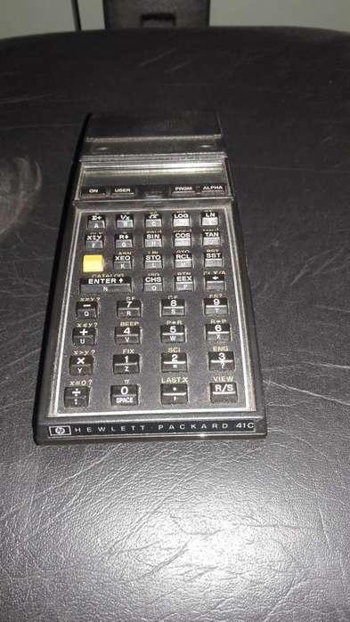 Calculadora Hp 41c - de Coleccion