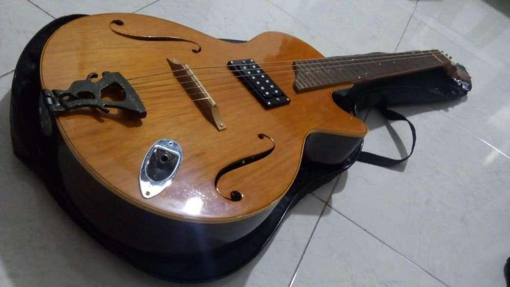 Guitarra Electroacustica - HECRUZ