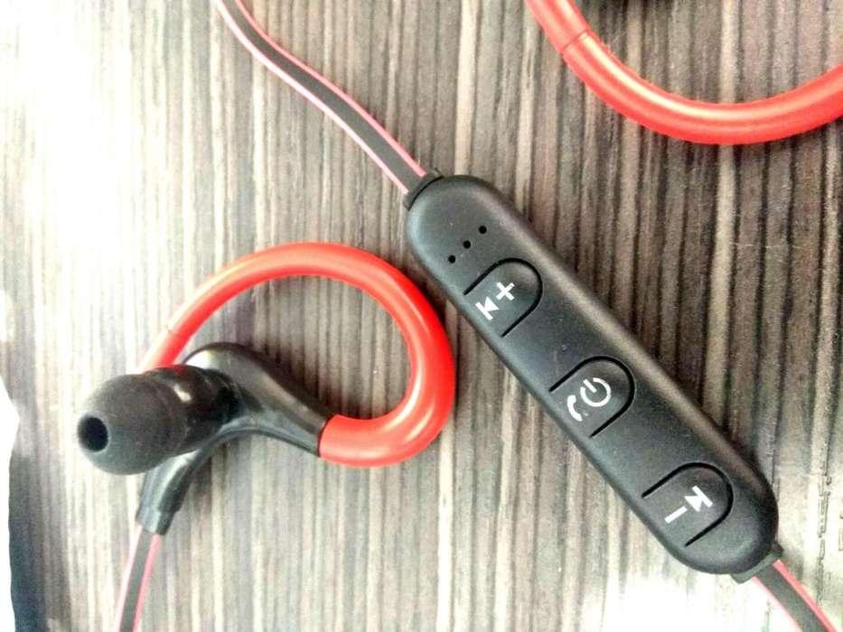 Auriculares Manos Libres Bluetooth Duraderos