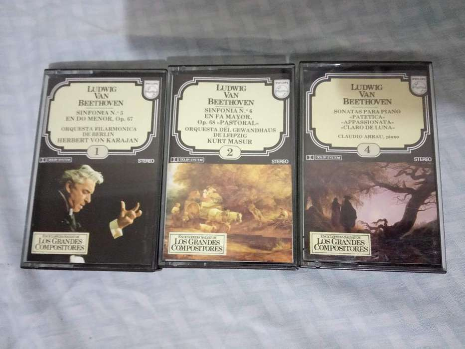 Enciclopedia Salvat Grandes Compositores