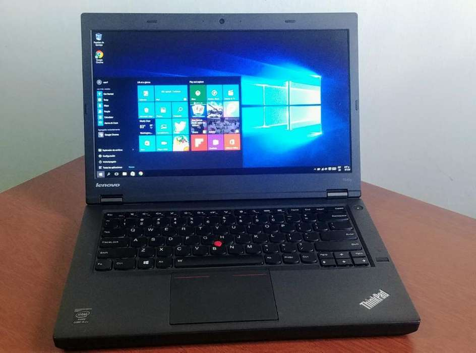 Lenovo T440P: Intel Core i5 4ta Gen hasta 3.30Ghz: 8GB RAM: 500GB: 14