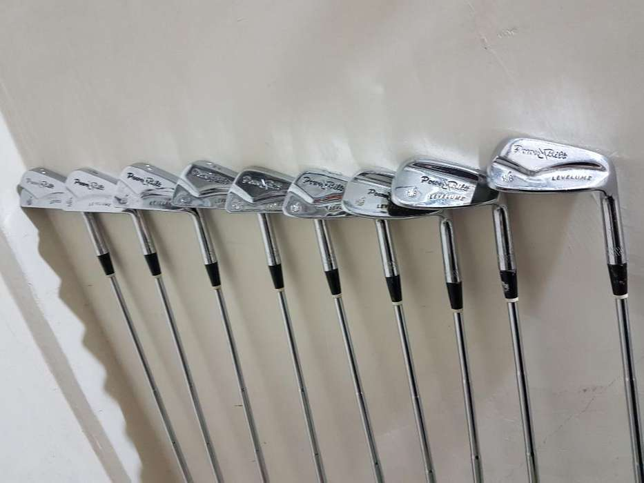 Palos de <strong>golf</strong> Powerbilt con Su Bolso