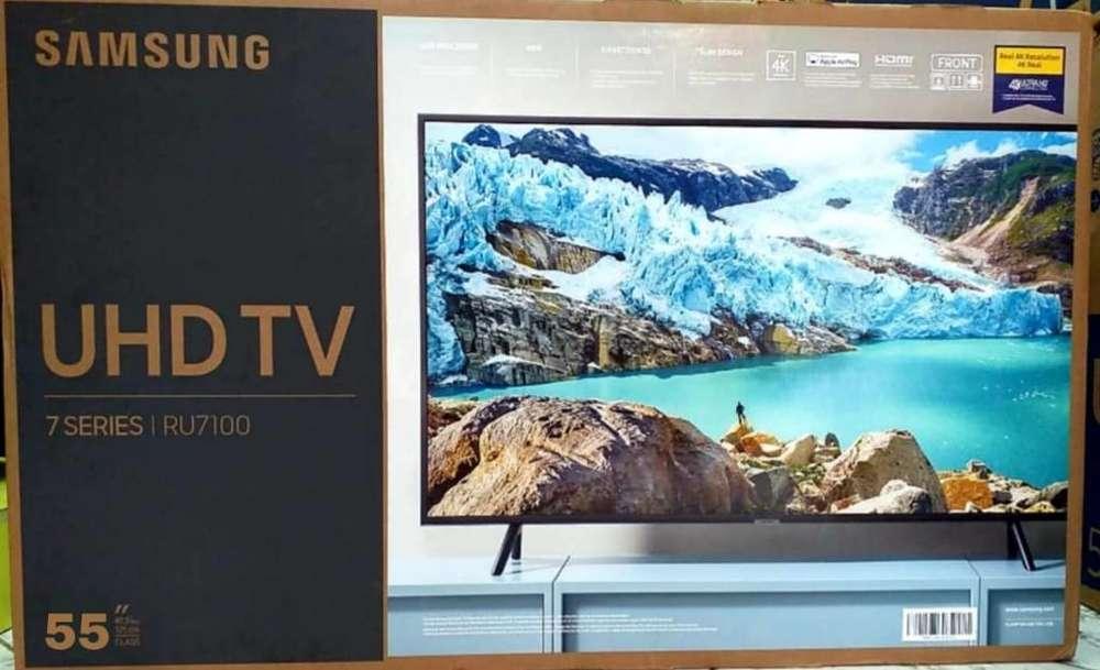 Tv Smart de 55' Marca Samsung 4k