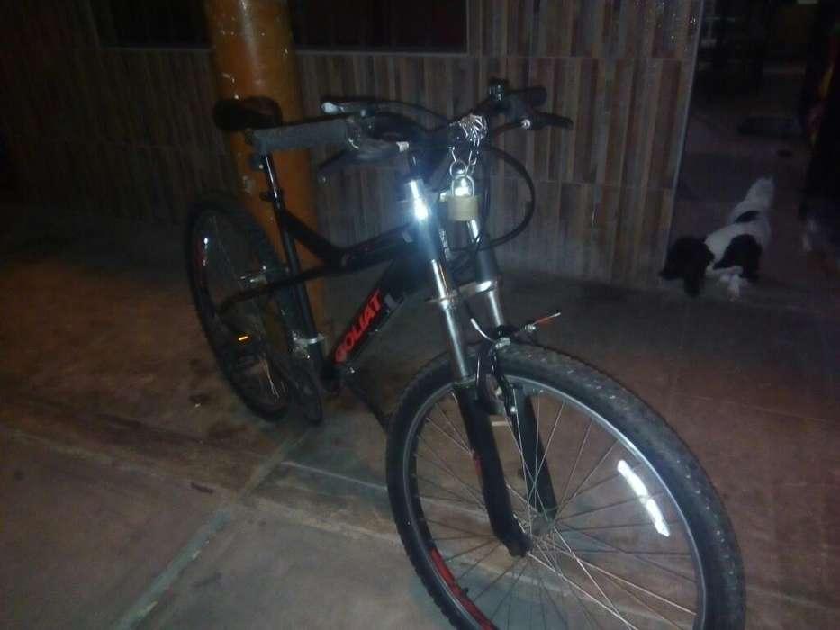 Bicicleta Goliat Montañera Basica