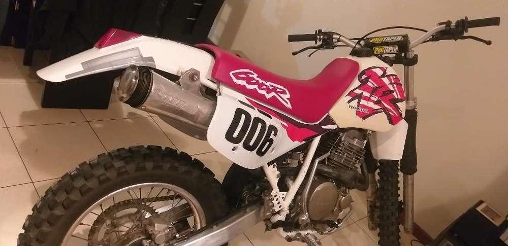 <strong>honda</strong> Xr 600 1995